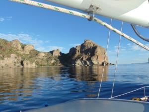 Leaving Puerto Escondido