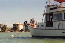 S/V Seamore.  Boot key harbor, Florida Keys.