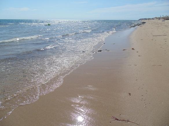 September's beach